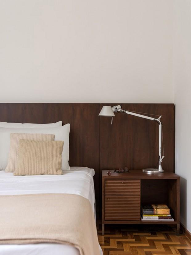 ห้องนอนสไตล์ mid century