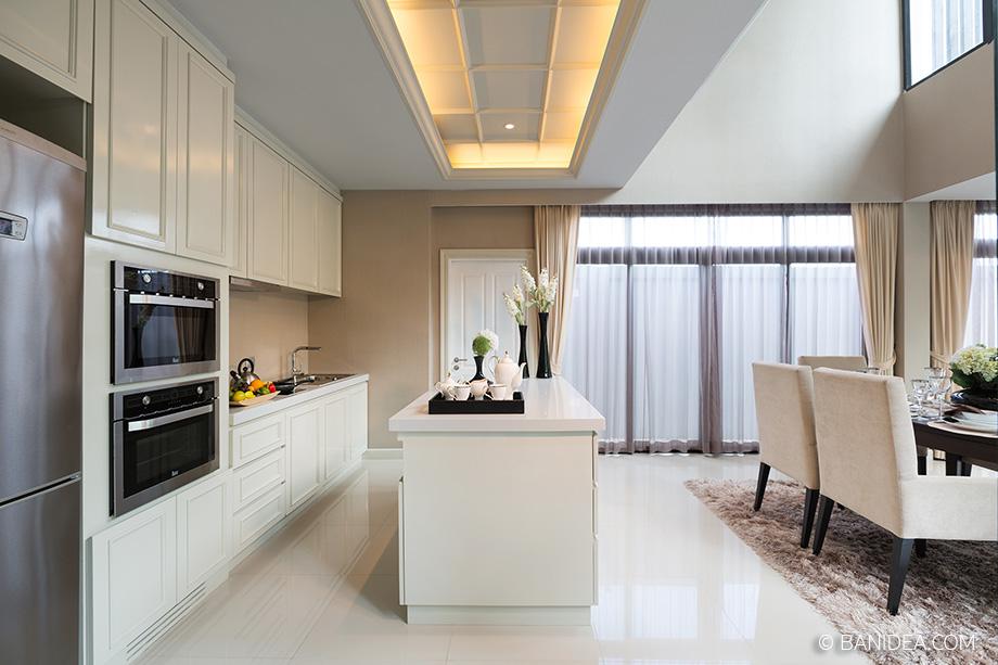 H-Cape-Minera ห้องครัว Luxury