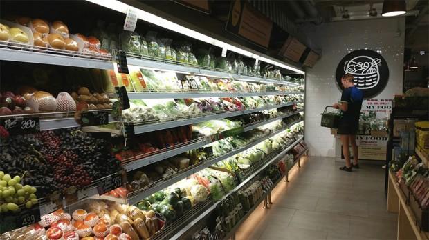 rimping supermarket