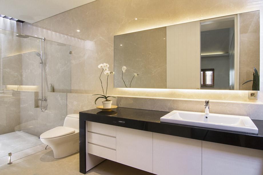 ห้องน้ำ modern contemporary