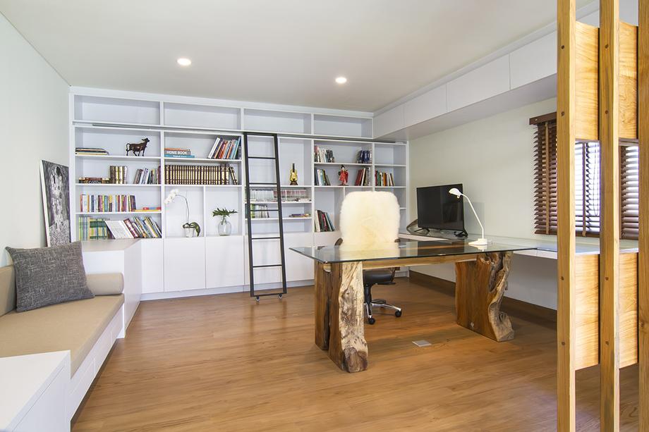 ห้องทำงาน modern contemporary