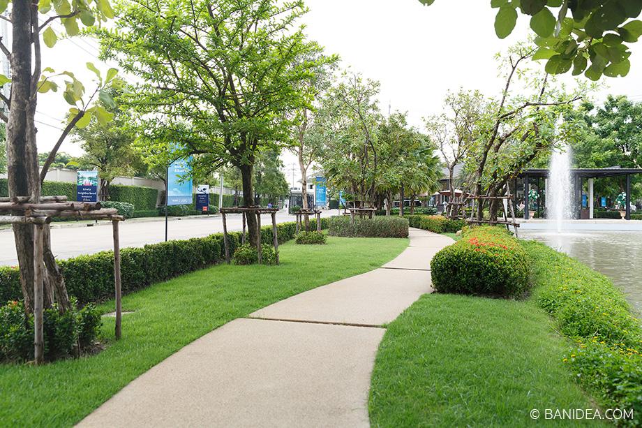 สวนสาธารณะส่วนกลาง