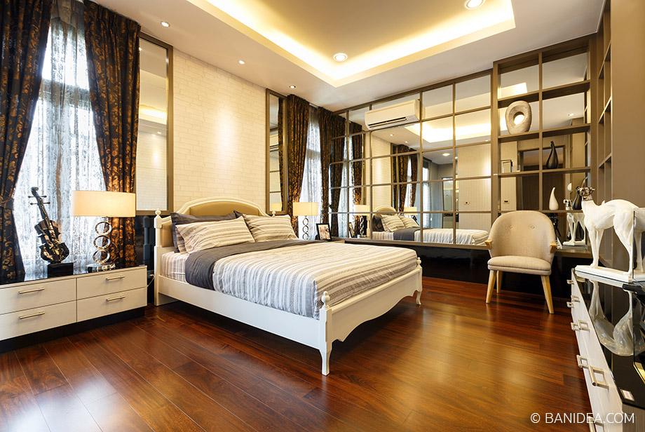 ห้องนอนชั้น 3 สไตล์คลาสสิค