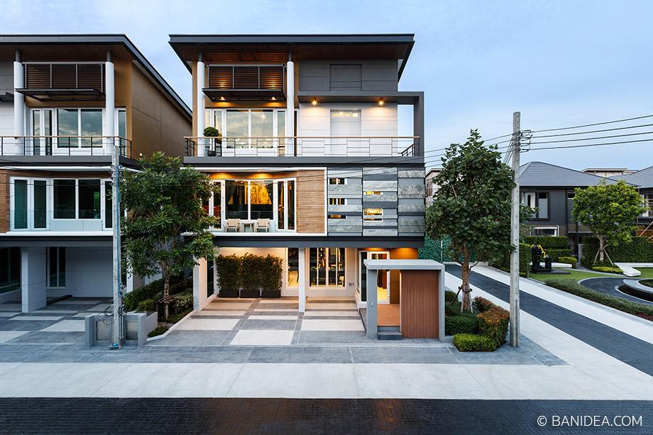 บ้านคุณพจน์ อานนท์ The-Gallery-House ลาดพร้าว