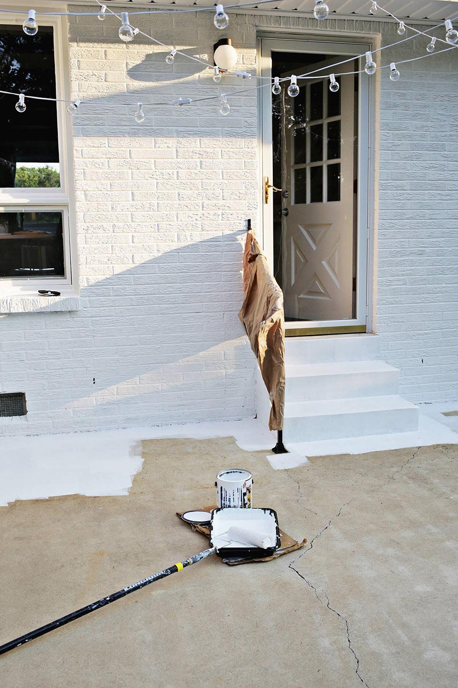 เตรียมพื้นผิวและทาสีรองพื้น