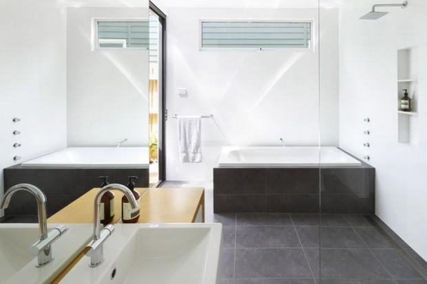 การตกแต่งห้องอาบน้ำ