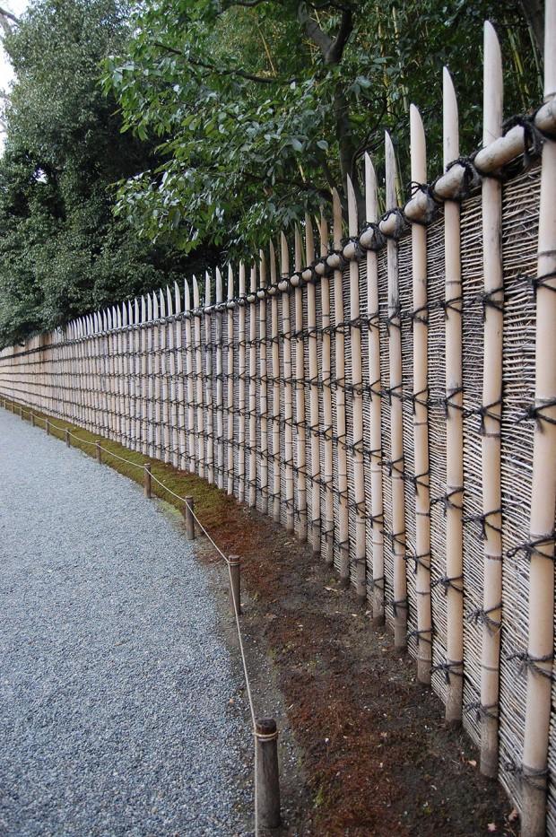 รั้วบ้านสไตล์ญี่ปุ่น