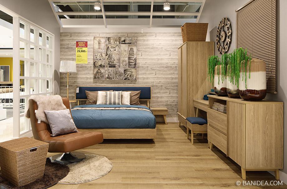 ห้องนอนคอนโด Index Living Mall