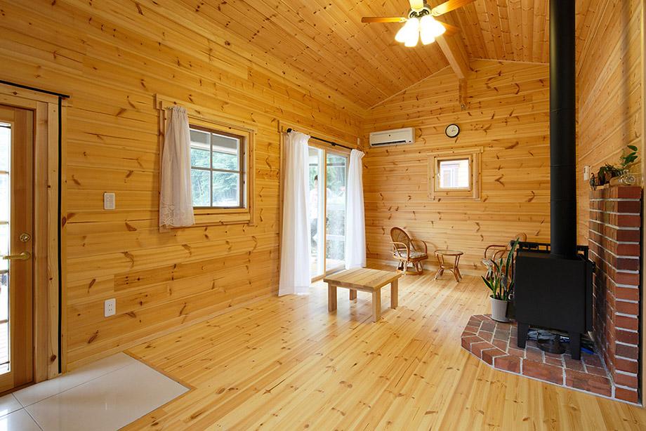 บ้านหลังเล็กแสนเรียบง่าย
