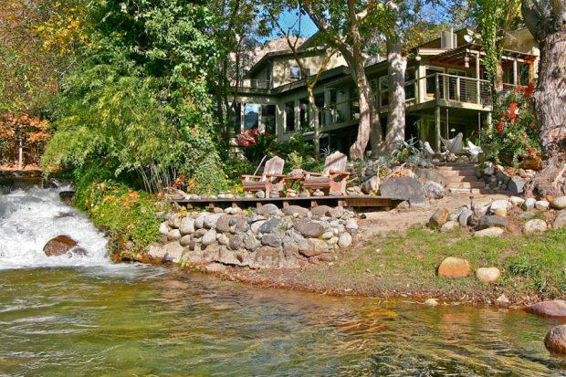 บ้านสวยริมแม่น้ำ