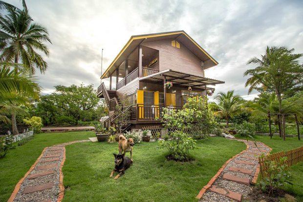 บ้านในฝันกลางสวน@ราชบุรี