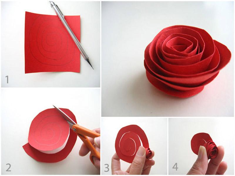 ดอกไม้กระดาษ