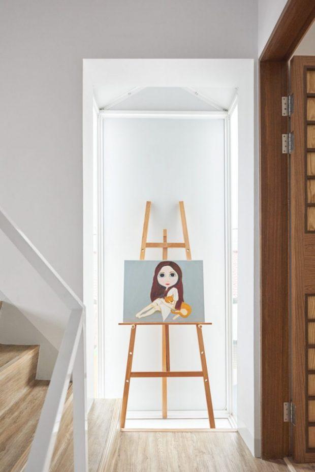 ตกแต่งบ้านด้วยภาพวาดอะนิเมะ