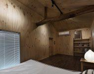 กรุผนังและเพดานด้วยไม้อัด