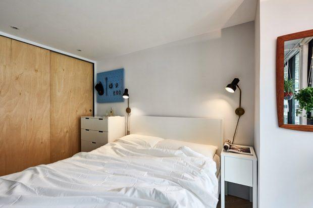 ห้องนอนสบาย ๆ