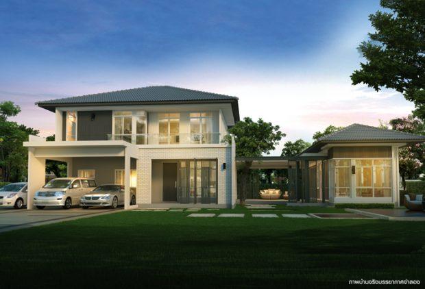 บ้านมัณฑนา Multiplec+วงแหวน-บางบอน