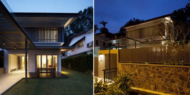 การจัดแสงทำให้บ้านดูสวยแบบแตกต่าง