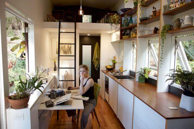 บ้านเล็ก ๆ ปรับพื้นที่ใช้งานได้หลากหลาย