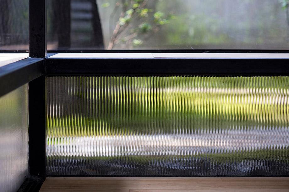 วัสดุโปร่งแสงที่ใช้ตกแต่งบ้าน
