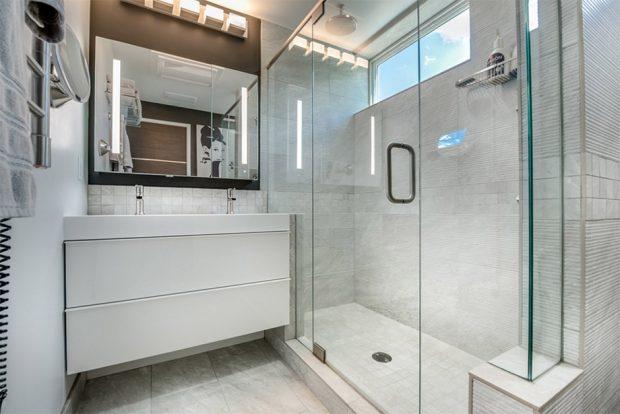 ตู้กั้นห้องอาบน้ำ