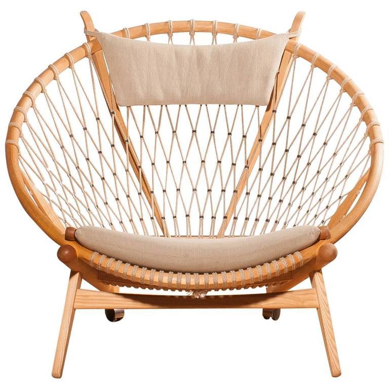 1980s-circle-chair-hans-j-wegner-pp-mobler
