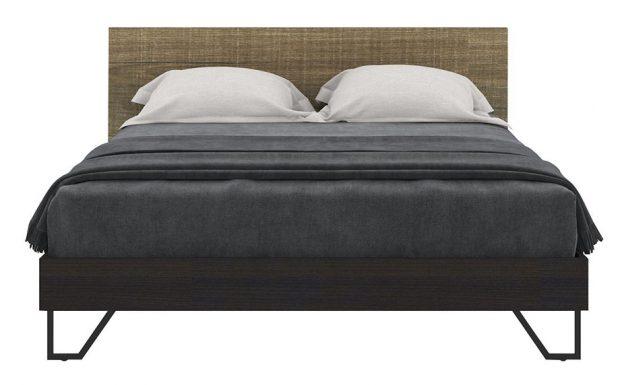 เตียงสไตล์ลอฟท์ขนาด 5 ฟุต รุ่น RUGGED