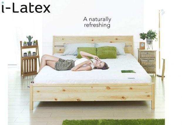 เตียงนอนรุ่น i-latex