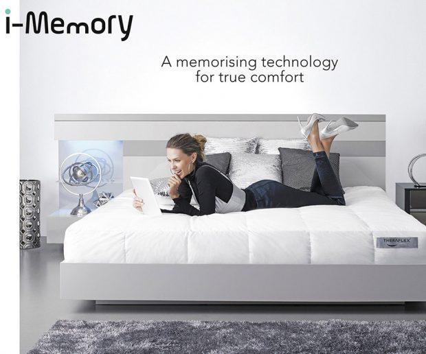 เตียงนอนรุ่น i-memory