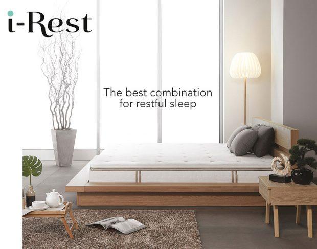 เตียงนอนรุ่น i-rest