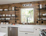 ช่องหน้าต่างรับแสงเข้าสู่ครัว
