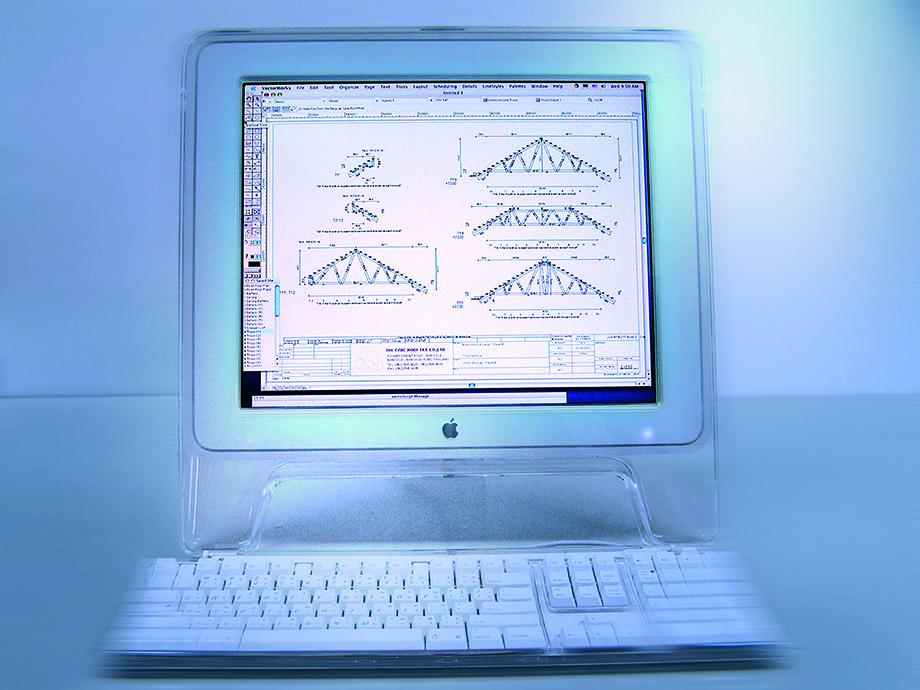 ออกแบบโดยโปรแกรมทางวิศกรรม