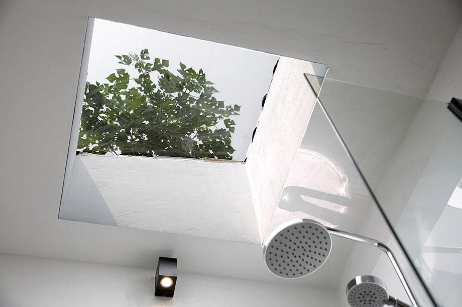ห้องน้ำติด Skylight