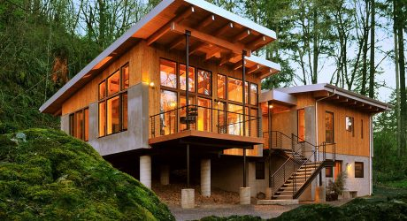 Tropical House บ้านไม้ใต้ถุนสูง