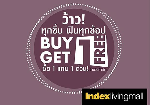 Buy 1 Get 1 Index