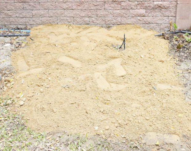 ทรายถม