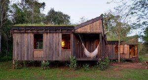 บ้านไม้วิถีธรรมชาติ