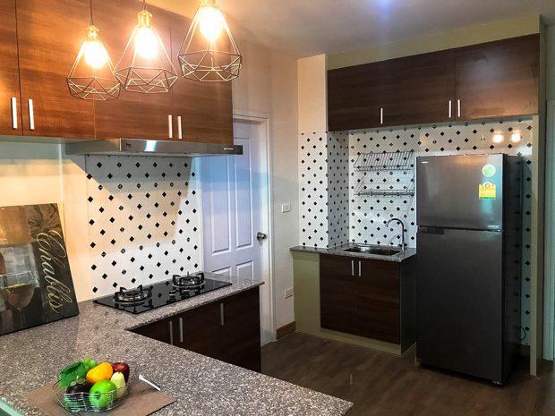 ห้องครัวในแบบบ้าน Simply