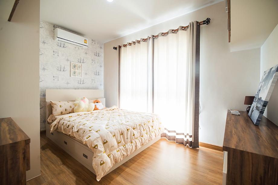 ห้องนอนในแบบบ้าน simply