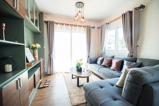 ห้องนั่งเล่นในบ้านแบบ Smart-02