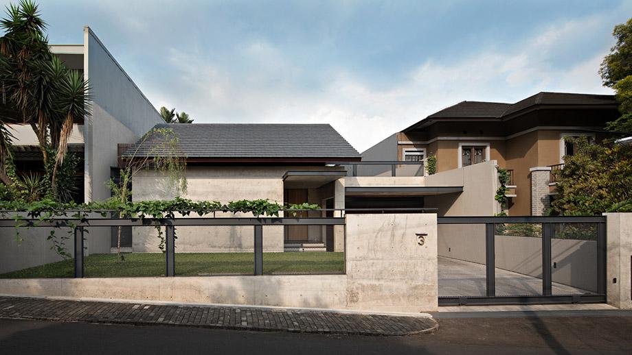 บ้านคอนกรีตขนาดเล็ก