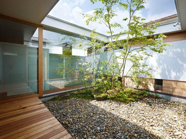 Courtyard-House