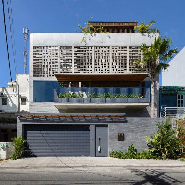 บ้าน Tropical-Modern