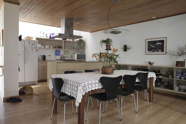 skylight ในห้องครัว