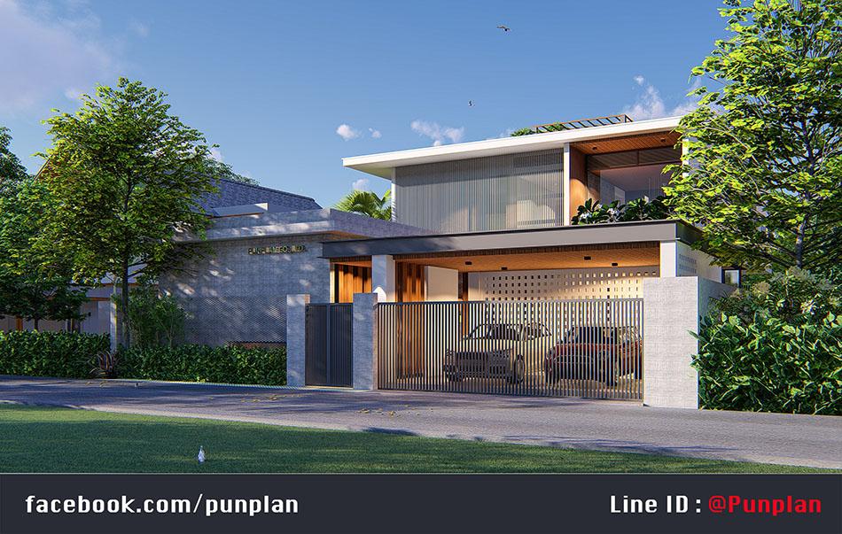 สถาปนิกออกแบบบ้าน เชียงใหม่
