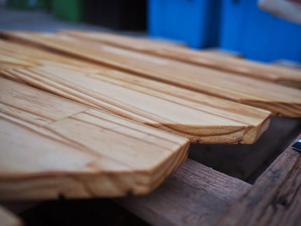ตัดปลายไม้