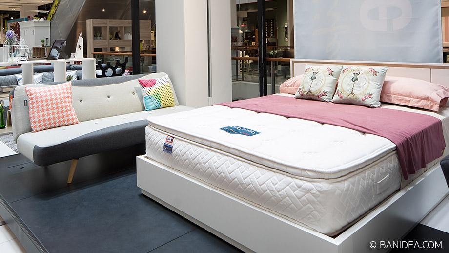 เตียงนอนราคาถูก ลดราคา