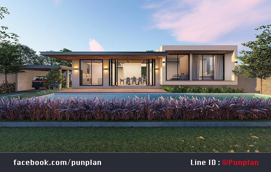 สถาปนิกออกแบบบ้าน กรุงเทพ