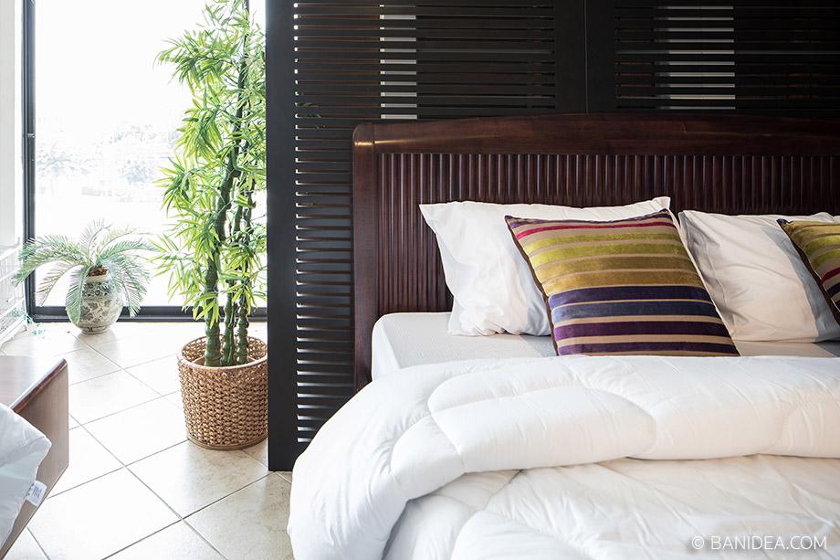 เตียงนอนไม้จริง ญี่ปุ่น
