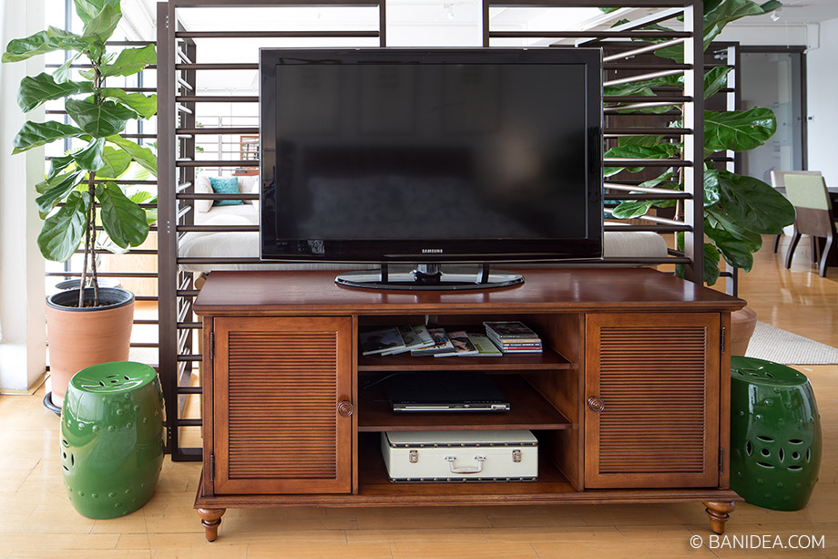 ตู้วางทีวี Samson Collection by Trees Furniture