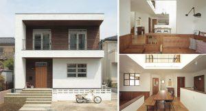 บ้านโมเดิร์นญี่ปุ่น